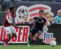 In a Major League Soccer (MLS) match, the New England Revolution defeated Portland Timbers, 1-0, at Gillette Stadium on March 24, 2012