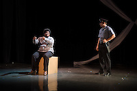 Black and Blue presented by Gitana Productions at Missouri History Museum in St. Louis, Missouri on May 21, 2015.