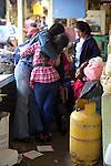 A Hug, Cotacachi City & Market