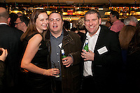 Anne Marie-Hunt, Adam Parker and Craig Pearson all of Nat West