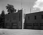 Thomas Coleman Fire Station - The University of Notre Dame Archives