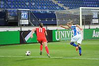VOETBAL: HEERENVEEN: 13-05-2016, ABE LENSTRA STADION: SC HEEERENVEEN - FC TWENTE Vrouwenvoetbal, uitslag 0-5, ©foto Martin de Jong