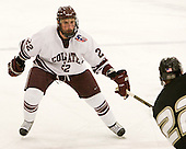 Mike Leidl (Colgate - 22) - The host Colgate University Raiders defeated the Army Black Knights 3-1 in the first Cape Cod Classic on Saturday, October 9, 2010, at the Hyannis Youth and Community Center in Hyannis, MA.