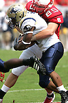 9 September 2006: . Akron defeated North Carolina State 20-17 at Carter-Finley Stadium in Raleigh, North Carolina in an NCAA college football game.