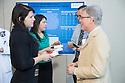 Katie Murray, left, Dean Rick Morin, M.D. SURGERY SENIOR MAJOR SCIENTIFIC PROGRAM.