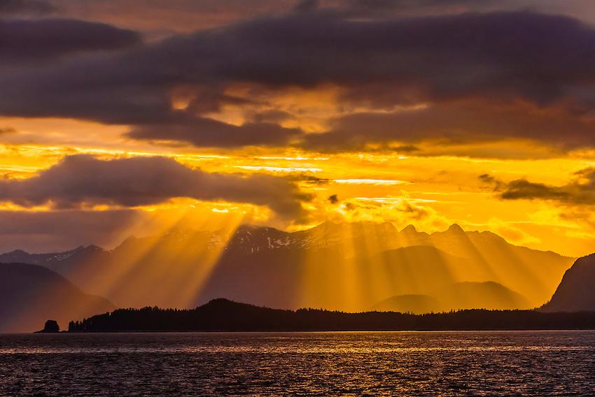 USA-Alaska-Southeast-Un-Cruise trip-Scenery