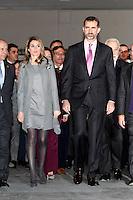 Spanish Royals Inaugurate ARCO,ESP