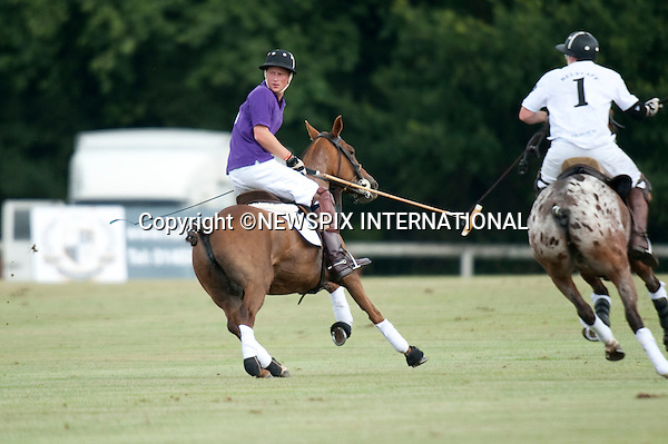 """Prince Harry.Plays in 2010 Asprey World Class Cup Polo, played at Kenny Jones'Hurtwood Park, Surrey_England_17/07/2010..Mandatory Photo Credit: ©Dias/Newspix International..**ALL FEES PAYABLE TO: """"NEWSPIX INTERNATIONAL""""**..PHOTO CREDIT MANDATORY!!: NEWSPIX INTERNATIONAL(Failure to credit will incur a surcharge of 100% of reproduction fees)..IMMEDIATE CONFIRMATION OF USAGE REQUIRED:.Newspix International, 31 Chinnery Hill, Bishop's Stortford, ENGLAND CM23 3PS.Tel:+441279 324672  ; Fax: +441279656877.Mobile:  0777568 1153.e-mail: info@newspixinternational.co.uk"""