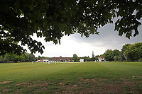 General view of the ground during Shenfield CC vs Hornchurch CC, Shepherd Neame Essex League Cricket at Chelmsford Road on 13th May 2017