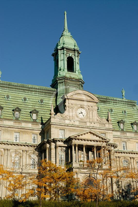 Canada, Montreal, Hotel de Ville