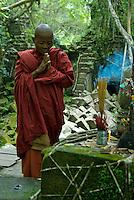 CAMBODIA 2007, BENG MEALEA TEMPLE