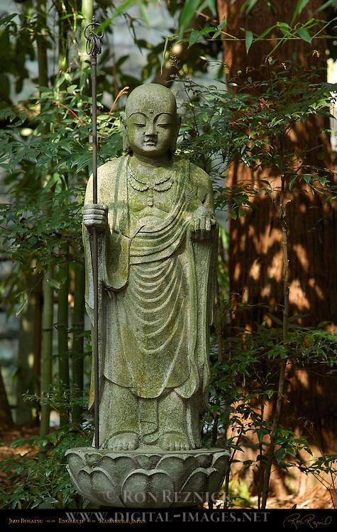 Jizo Bosatsu, Engakuji, Kamakura, Japan