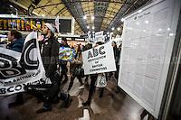 """15.12.2016 - """"Southern Rail & Govia Passenger Protest"""" - Victoria Station & DFT"""