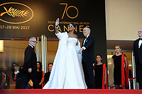 Rihanna (Robyn Rihanna Fenty) at the &laquo;OKJA` screening during The 70th Annual Cannes Film Festival on May 19, 2017 in Cannes, France.<br /> CAP/LAF<br /> &copy;Lafitte/Capital Pictures<br /> Rihanna (Robyn Rihanna Fenty) at the &acute;OKJA` screening during The 70th Annual Cannes Film Festival on May 19, 2017 in Cannes, France.<br /> CAP/LAF<br /> &copy;Lafitte/Capital Pictures /MediaPunch ***NORTH AND SOUTH AMERICAS, CANADA and MEXICO ONLY***