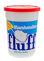 Tub of Marshmallow Fluff.