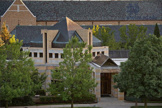 June 26, 2012; Hesburgh Center..Photo by Matt Cashore/University of Notre Dame