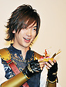 DAIGO, Feb 13, 2011: Japanese singer Daigo attends the Japan premiere for the film &quot;The Chronicles of Narnia: The Voyage of the Dawn Treader&quot; in Tokyo, Japan, on February 13, 2011.