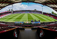 A general view of the Vitality Stadium, home of Bournemouth FC <br /> <br /> Photographer Ian Cook/CameraSport<br /> <br /> The Premier League - Bournemouth v Burnley - Saturday 13th May 2017 - Vitality Stadium - Bournemouth<br /> <br /> World Copyright &copy; 2017 CameraSport. All rights reserved. 43 Linden Ave. Countesthorpe. Leicester. England. LE8 5PG - Tel: +44 (0) 116 277 4147 - admin@camerasport.com - www.camerasport.com