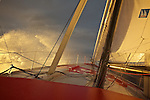 Imoca 60 ACCIONA.maiden trip, from BREST-FRANCE to PALMA DE MALLORCA-SPAIN