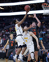 Cal Basketball M vs Oregon State, March 8, 2017