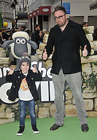 "JAN 25 ""Shaun The Sheep Movie"" UK film premiere"