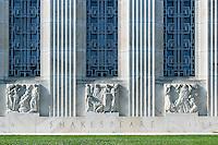 The Folger Shakespeare Library, Capitol Hill, Washington, D.C., USA