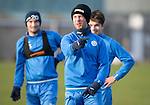 St Johnstone Training 27.12.16