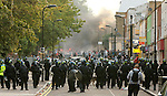 2011080801-Hackney Riots - London - UK