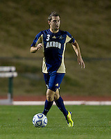 2010 NCAA champion Akron visits Charlotte in the third round of the NCAA Division I men's soccer championship.  Charlotte won 1-0.