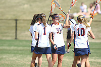 University of Virginia women's lacrosse team led by head coach Julie Myers has released a statement saying the team will play out the rest of the season Tuesday May 4, 2010 in Charlottesville, VA.  George Huguely, 22, a fourth-year student from Chevy Chase, Md., has been charged with first-degree murder in the death of UVa women's lacrosse player Yeardley Love, 22, a fourth-year student from Cockeysville, Md., that took place early Monday morning May 3, 2010 in Charlottesville, Va. Photo/Andrew Shurtleff