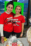 The Calhoun High School girls soccer team volunteers at the school's St. Baldrick's head shaving event. Calhoun exceeded its goal of raising $50,000 for childhood cancer research. Plus, many ponytails cut off will be donated to Locks of Love foundation, which collects hair donations to make wigs for children who lost their hair due to medical reasons.