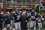 Ole Miss Coach Hugh Freeze vs. Texas A&M at Vaught-Hemingway Stadium in Oxford, Miss. on Saturday, October 6, 2012. Texas A&M rallied from a 27-17 4th quarter deficit to win 30-27.