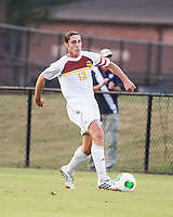Winthrop University Eagles vs the Brevard College Tornados at Eagle's Field in Rock Hill, SC.  The Eagles beat the Tornados 6-0.  Adam Brundle (12)