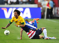 USA vs. Brazil - Men's Soccer, May 30, 2012