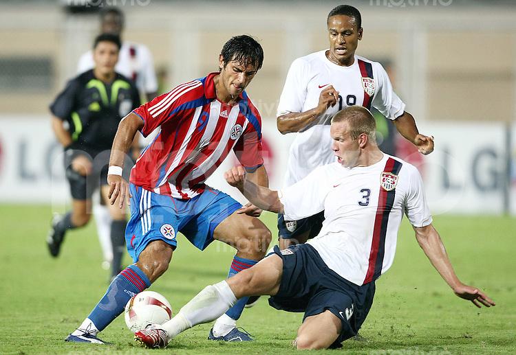 fußball paraguay