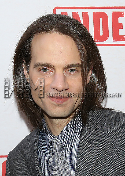 Jordan Roth attends the Broadway Opening Night Performance of  'Indecent' at The Cort Theatre on April 18, 2017 in New York City.