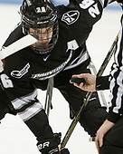 Brian Pinho (PC - 26) - The Boston University Terriers tied the visiting Providence College Friars 2-2 on Saturday, December 3, 2016, at Agganis Arena in Boston, Massachusetts.