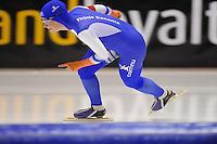 SCHAATSEN: HEERENVEEN: 04-10-2014, IJsstadion Thialf, Trainingswedstrijd, Thijsje Oenema, ©foto Martin de Jong