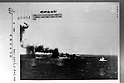 Sh?kaku class aircraft carrier, May 8, 1942, went down by the torpedo attack at the battle of the Coral Sea.
