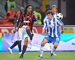 Fussball UEFA Cup 2008/2009, AC Mailand - FC Zuerich
