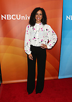 BEVERLY HILLS, CA - March 20: Parisa Fitz-Henley, At 2017 NBCUniversal Summer Press Day - The CW At The Beverly Hilton Hotel In California on March 20, 2017. Credit: FS/MediaPunch