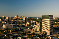 Stock photo of the Texas Medical Center, - MD Anderson Cancer Center, Mid Campus Building, Houston, Texas