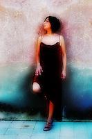 Ritratti di donne. Portraits of women....