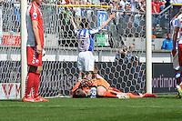VOETBAL: HEERENVEEN: Abe Lenstra Stadion, 05-05-2013, SC Heerenveen - FC Utrecht, Eindstand 2-4, Filip Djuricic, ©foto Martin de Jong
