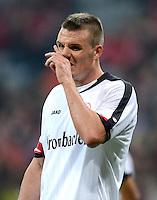 FUSSBALL   1. BUNDESLIGA  SAISON 2012/2013   11. Spieltag FC Bayern Muenchen - Eintracht Frankfurt    10.11.2012 Alexander Maier (Eintracht Frankfurt)