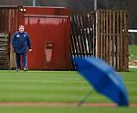 160312 Rangers training