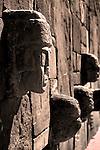 Tiahuanaco_Entrance Gate To Temple Of Kalassasaya_Bolivia