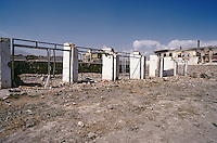 In autumn 1999, all King carâs in the UNESCO bunker have been destroy or recycled. The civil war in Kabul is over from 1996 and the national museum received the first care.