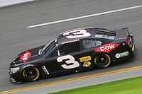 2014 NASCAR Thunder testing at Daytona