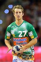 Marco Rentschler (FAG) am Ball